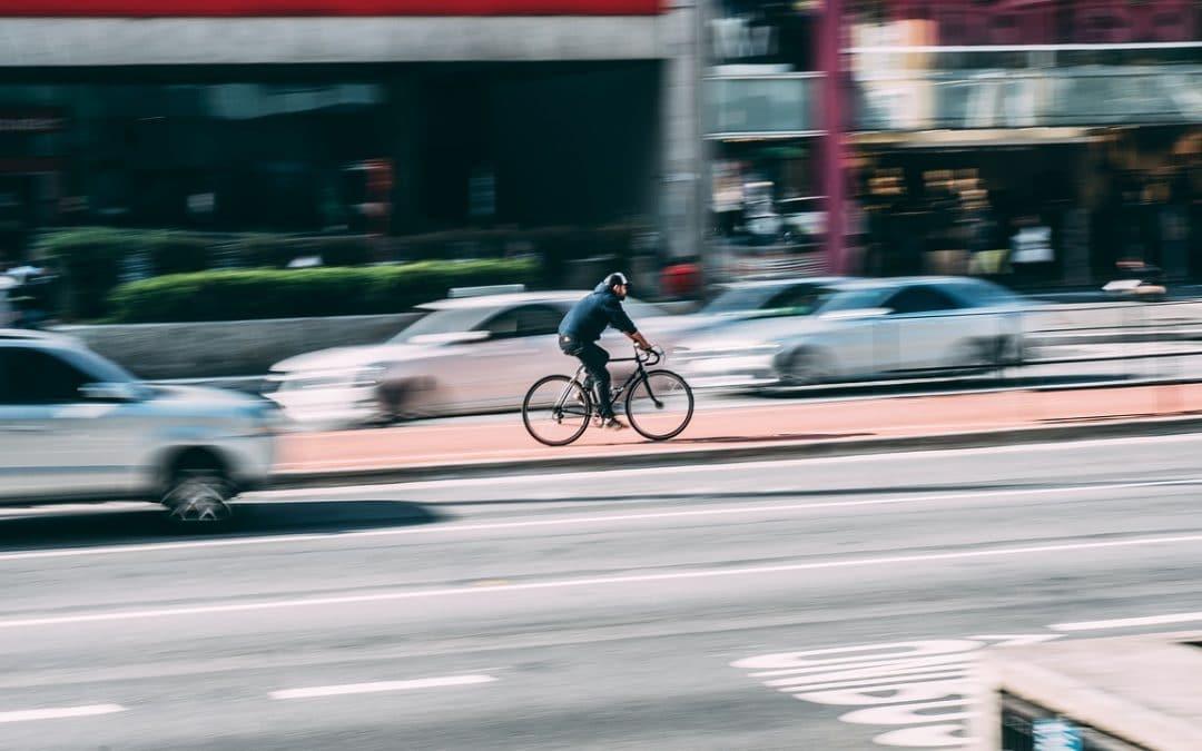 Vélo en ville - Smart Sciences RH